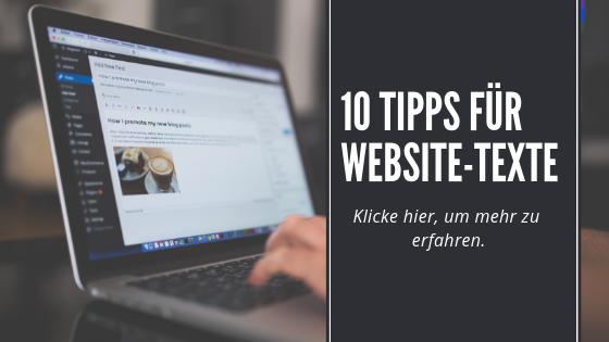10 tipps für bessere website-texte teaser