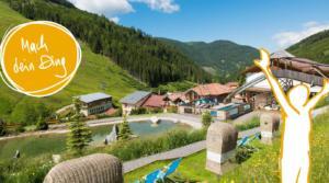 Alm-Resort Frühauf Website brand text, SEO-Texte