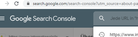 Google Search Console 1 Website indexieren bei Google